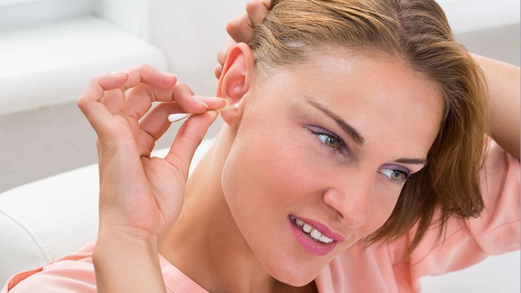 Καθαρισμός αυτιών