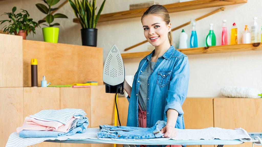 Καθαρισμός σίδερου