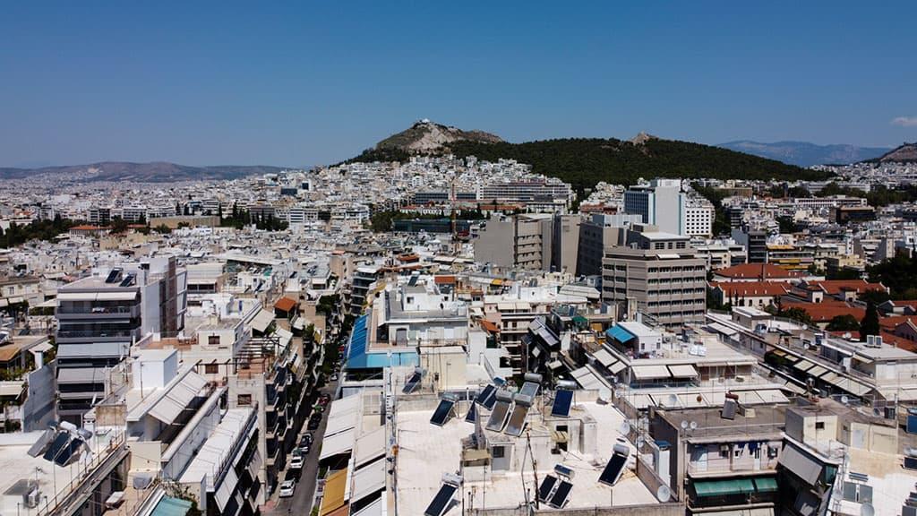 περιοχές της Αθήνας με χαμηλή εγκληματικότητα